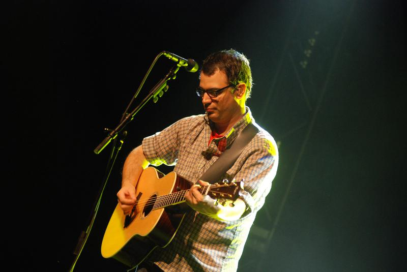 Matthew Good, Photographed by Flickr user Sean McGrath https://goo.gl/b8JzpR