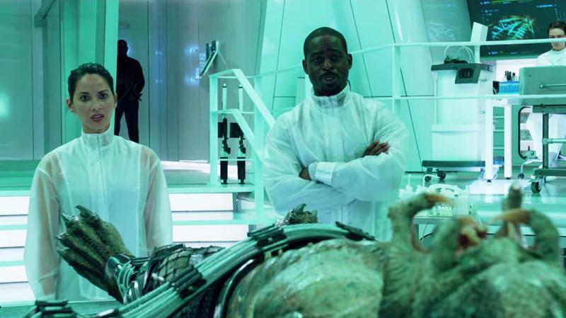 Image from the movie 'Predator'