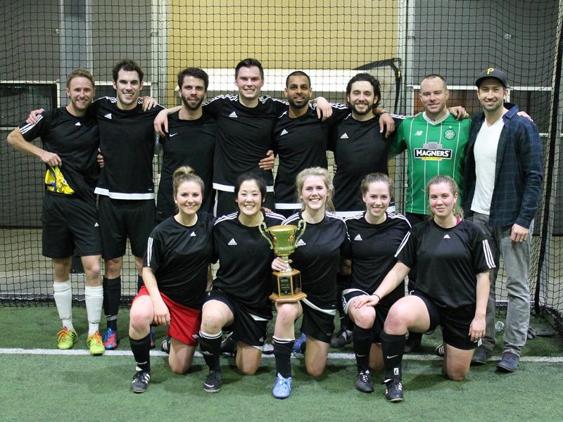 Co-Ed Soccer Team