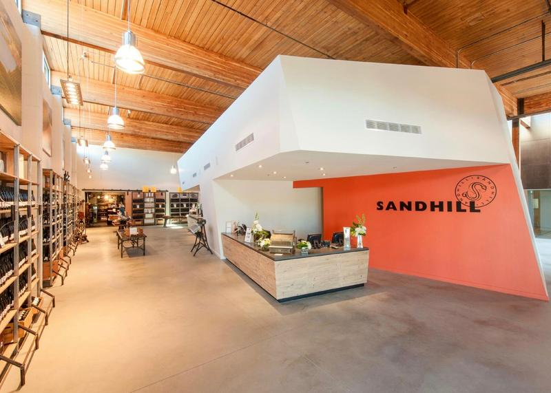 Photo provided by Sandhill Winery