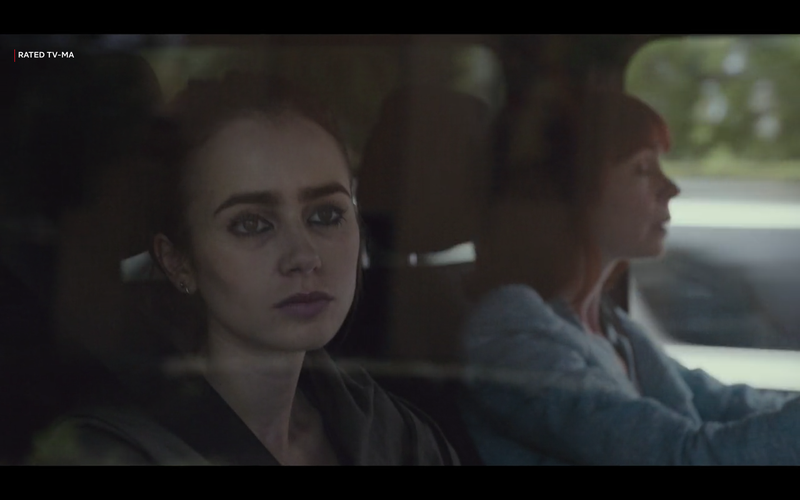 Image from Netflix: To The Bone