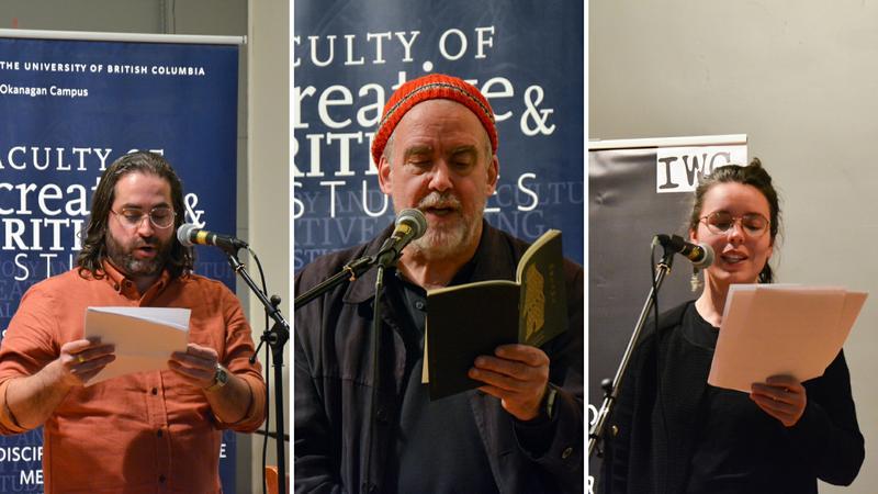 Sam H., Ian F. & Marie-Andree G. - Photos by Sukittima Sukruaycharoen